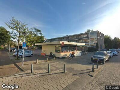 Ambulance met gepaste spoed naar Denenburg in 's-Gravenhage