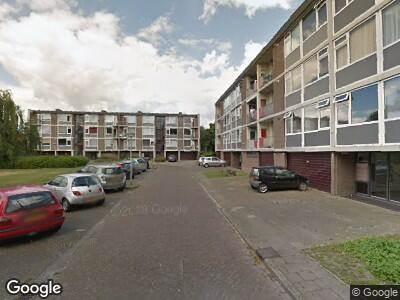 Ambulance met gepaste spoed naar Menno van Coehoornlaan in Eindhoven