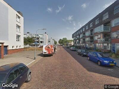 Ambulance met gepaste spoed naar Vincent van Goghlaan in Haarlem