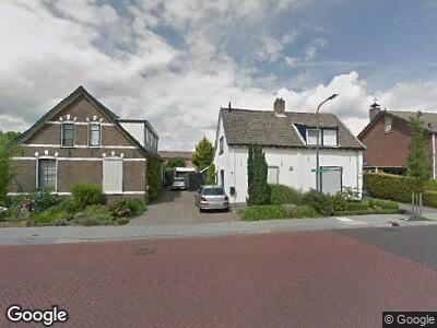 Politie naar Spankerenseweg in Dieren vanwege aanrijding met letsel