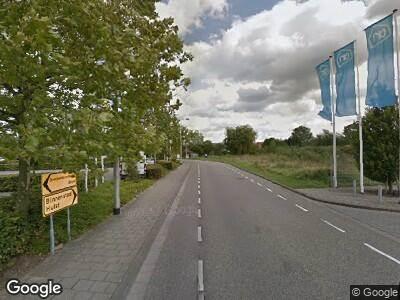 Ambulance, brandweer en politie met grote spoed naar Stationsplein in Hulst