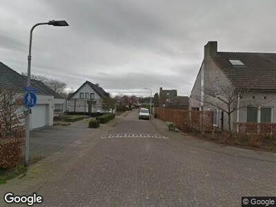 Brandweer met gepaste spoed naar Wielingen in Tilburg