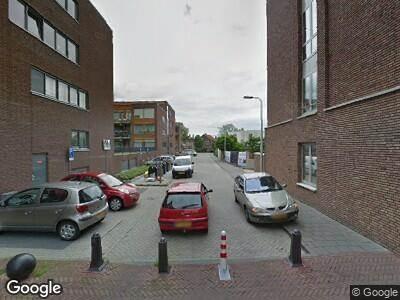 Ambulance met gepaste spoed naar Kievitstraat in Nijmegen