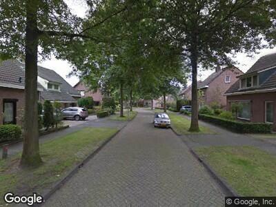 Ambulance met gepaste spoed naar Schoutstraat in Oss