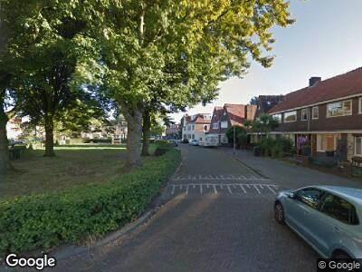 Politie met grote spoed naar Jacob van Campenstraat in Tilburg vanwege letsel