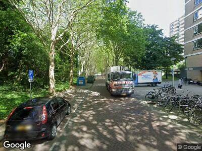 Besteld ambulance vervoer naar Nachtwachtlaan in Amsterdam
