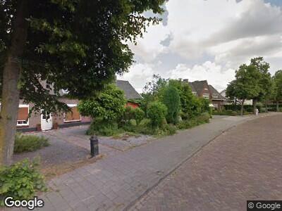 Ambulance met gepaste spoed naar Oranjestraat in Best