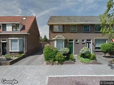 Ambulance met gepaste spoed naar Mauritsweg in Ridderkerk
