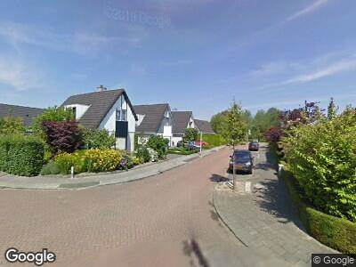 Brandweer met grote spoed naar Rhodoslaan in Oldenzaal