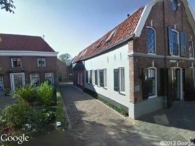 Ambulance met gepaste spoed naar Kerkstraat in Groot-Ammers
