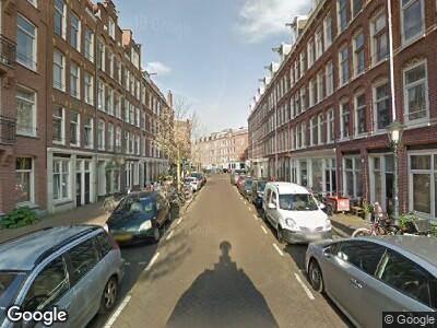 Besteld ambulance vervoer naar Bentinckstraat in Amsterdam