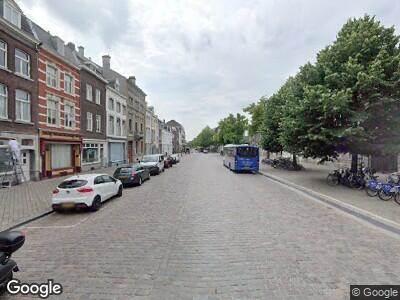 Brandweer met grote spoed naar Boschstraat in Maastricht vanwege brand