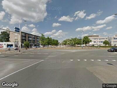 Politie met grote spoed naar Oostergoplein in Leeuwarden vanwege ongeval met letsel