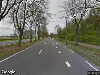 Politie naar Apeldoornseweg in Arnhem