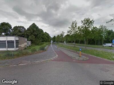 Politie naar Middelweg in Zwolle vanwege aanrijding met letsel