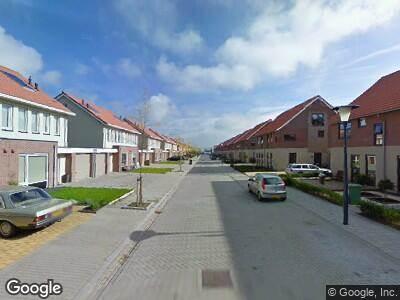 Brandweer met gepaste spoed naar Frouwesân in Leeuwarden