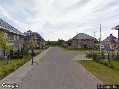Brandweer met grote spoed naar Tautenburg in Lelystad
