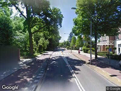 Ambulance met gepaste spoed naar Wagenweg in Haarlem