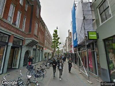 Ambulance naar Grote Houtstraat in Haarlem vanwege verkeersongeval