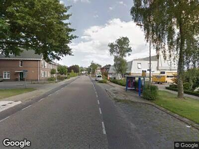Politie naar Europastraat in Borne vanwege aanrijding met letsel