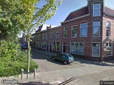 Besteld ambulance vervoer naar Magdalena Moonsstraat in Leiden