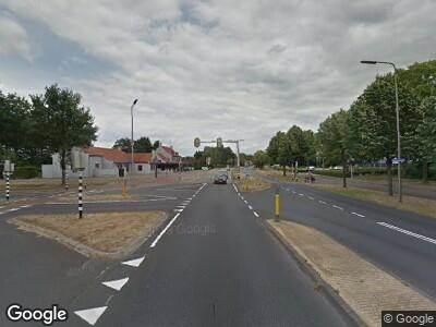 Politie naar Oldenzaalsestraat in Hengelo vanwege aanrijding met letsel