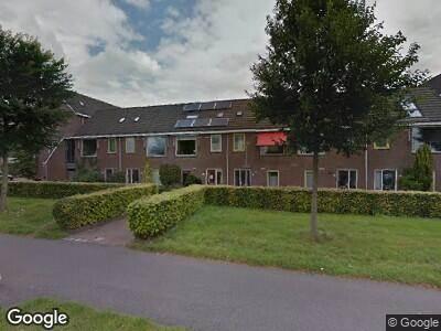 Brandweer met gepaste spoed naar IJsselkade in Deventer