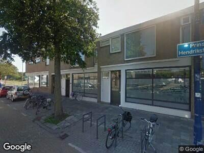 Ambulance met gepaste spoed naar Prins Hendrikstraat in Hoek van Holland
