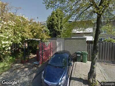 Ambulance met gepaste spoed naar Koelinge in Hoogvliet Rotterdam