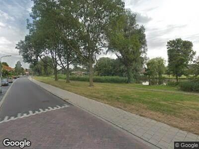 Brandweer met gepaste spoed naar Ds. Martin Luther Kingweg in Zaandam