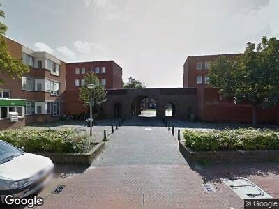 Ambulance met gepaste spoed naar Vrijstaathof in 's-Gravenhage