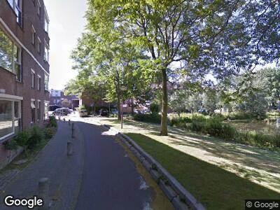 Ambulance met grote spoed naar Hector Berliozstraat in 's-Gravenhage