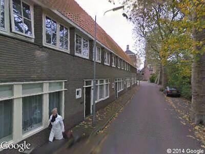 Brandweer met gepaste spoed naar Adelaarstraat in Middelburg