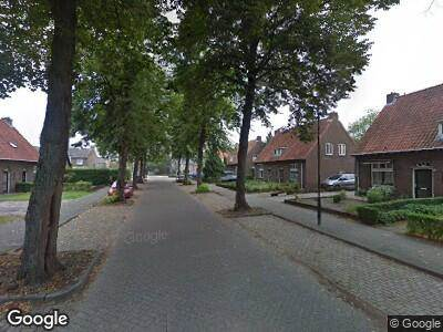 Ambulance met grote spoed naar Hoevenbraaksestraat in Schijndel