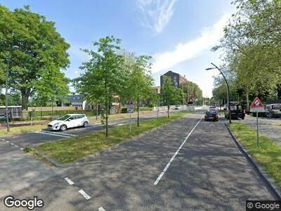 Ambulance met grote spoed naar Pannekoekendijk in Zwolle vanwege brand