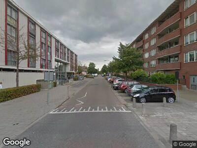 Brandweer met grote spoed naar Poëziestraat in Almere