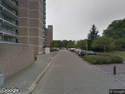 Ambulance met grote spoed naar Hoge Slagen in 's-Hertogenbosch