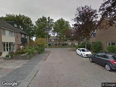 Ambulance met grote spoed naar Langeweide in Zuid-Scharwoude