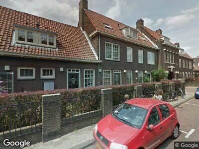 Brandweer met gepaste spoed naar Kasperspad in Dordrecht