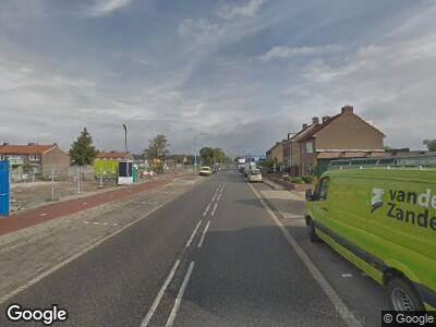 Politie naar Quinten Matsyslaan in Eindhoven vanwege ongeval met letsel