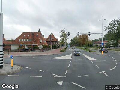 Ambulance met gepaste spoed naar Aalsterweg in Eindhoven
