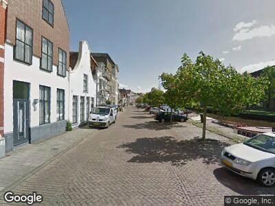 Brandweer met gepaste spoed naar Thorbeckegracht in Zwolle