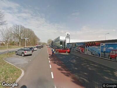 Ambulance met gepaste spoed naar Huizingalaan in Eindhoven