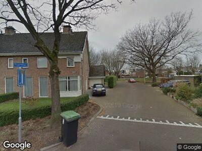 Brandweer met gepaste spoed naar Dieze in Tilburg