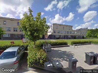Ambulance met grote spoed naar Jan Bronnerhof in Hoorn