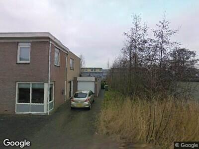 Politie met grote spoed naar Carlierstraat in Leeuwarden vanwege overval