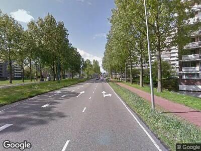 Politie met grote spoed naar Prinses Beatrixlaan in Rijswijk vanwege ongeval met letsel