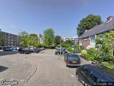 Ambulance met grote spoed naar Van Lierestraat in Katwijk