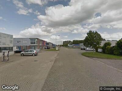 Brandweer met grote spoed naar Kolkweg in Lelystad vanwege schoorsteenbrand