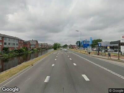 Politie met grote spoed naar Rijksweg in Groningen vanwege ongeval met letsel